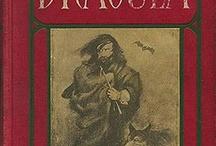 Bram Stoker's Dracula Book Cover Designs / by Bram Stoker Festival Dublin