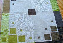 modern quilt / by Adrienn Fister