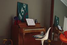 Piano Room / by Melissa Gonzales