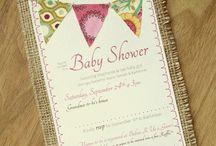 Baby shower / by Kelly Weaver Loudis