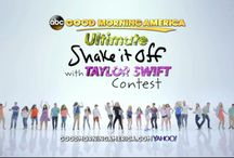 GMA's Ultimate 'Shake It Off' With Taylor Swift Contest / Want to see Taylor Swift perform LIVE on GMA? All you gotta do is Shake. It. Off. DETAILS HERE: http://abcn.ws/1xT9m0a / by Good Morning America