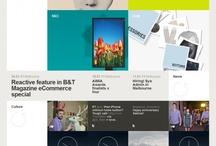 Web Design / by Carla Ferfolja