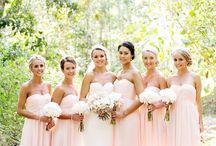 Bridesmaids / by Kate Kellogg