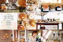 Wedding Theme - Fall / by Milestone Events