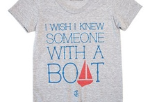 Nautical Fashion / Nautical fashion for on and off the boat.  / by Discover Boating