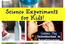 Science / by Stefanie Batterton