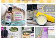 Essential Oils / by Marian Forbes