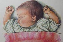 baby plaatjes en spulletjes / mooie baby plaatjes / by riet van tiggelen