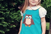 Clothes my daughter would look adorable in / by Hillary Boucher