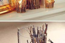 Craft Ideas! / by Amie Miller