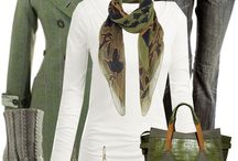 Style - Fatigue/Olive / by Cammie Hackney