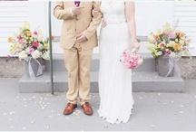 wedding schtuff / by Dot Falcon