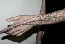 Ink me / by Jamie Tickle