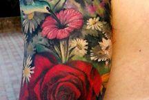 tattoos / by Kim Johnson