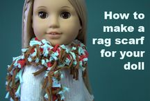 Fun for kids - Doll clothes / Tutorials and tips to make doll clothes / by Maj Sorensen