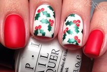 Nail Colors - Winter/Christmas / by Michelle Tharman