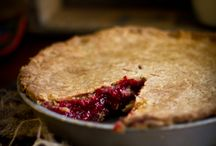 Pie / by Sue Haas
