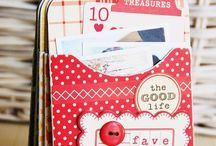 Scrapbook Inspiration / by Cherie Lawson