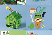 St. Paddy's Day crafts and foods / by Mindy Mae