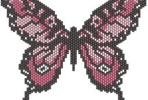 Project Butterflies & Dragonfly / by Magdalena Anna Bayer