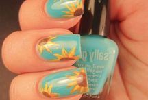 nails- flower / by Iwona Prokopiuk