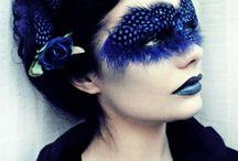 fantasy makeup / by Laura Guinan