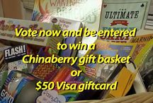 Contests & Giveaways / by Chinaberry