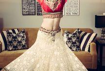 Ethnic Fashions / by Radhika