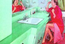 Baths / by Keith and Juanita Upchurch