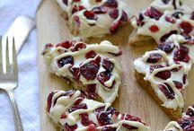 Gluten-free, vegan sweets / by Beth Erman