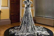 The Art of Dress / Costume design, film costumes, art dresses, haute couture / by Kristi King