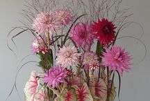 bloemschikken / by Jeannette van Baal