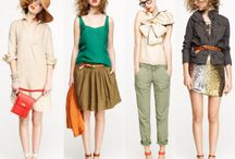 The World is Your Runway / A board of unbelievable clothing items. / by Shannon Larsuel