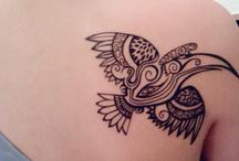 Tattoos / by Sarah Hornik