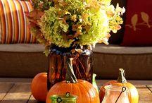 Fall decor / by Brookanna Bray Groves