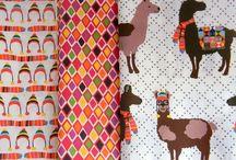 Fun fabrics / by Ashley DeVoe