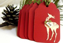 Gift Tags & Gift Boxes / by Erin