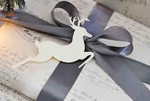 Christmas Wrapping / Ideas! / by Nicole Greenwood