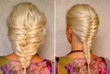 hairstyles / by Brenda Hoeckle