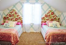 Big girl room / by Katie Anderson