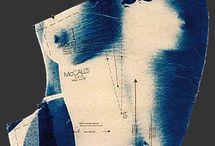 Process: Cyanotypes / by Mollie Murbach