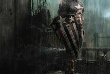 Captain America / by Allen Reves