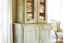 armoires / by Savvy Southern Style