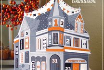 H.olidays - Halloween / by Jane Whitaker