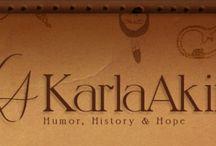 Karla Akins News / by Karla Akins