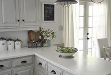 Kitchen Ideas / by Juanita Guevara