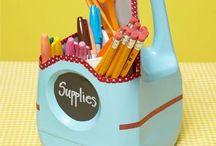 DIY School Supplies / by Linda Sosa