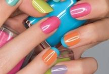 Fancy Nails / by Carol Johnson