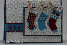 Holidays Christmas Stocking / by Kristy Dunn
