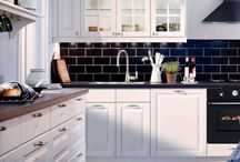 Ikea Kitchen Cabinets / Ikea Kitchen Cabinets, If your spouse is interested in the kitchen then an ideal gift in any occasion would be renovating the kitchen using Ikea kitchen cabinets. There is no wonder that Ikea kitchen cabinets are of the most popular choices because Ikea cabinets are present in huge varieties and designs that can suit everyone. To top all this, the fact that you can get an Ikea kitchen cabinet that keeps your budget safe. / by kitchen designs 2014 - kitchen ideas 2014 .